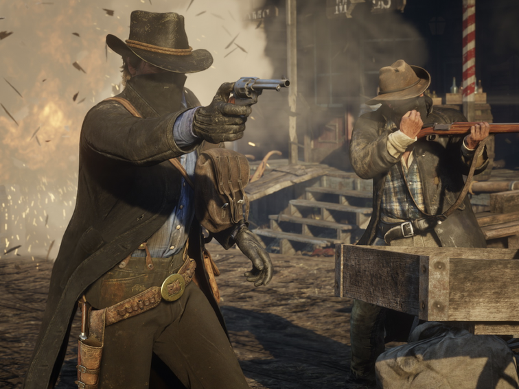 Pink Lifeless Redemption 2 is out on PC, however some gamers cannot launch the sport