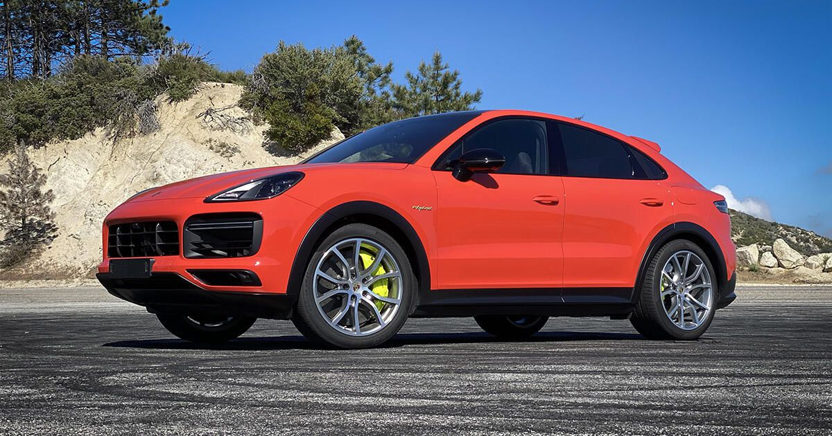 2020 Porsche Cayenne Turbo S E-Hybrid Coupe evaluate: Absurd, however like, in a great way
