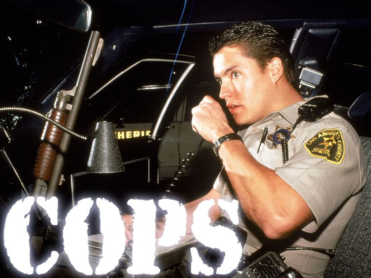 Cops, the truth TV present, has been canceled
