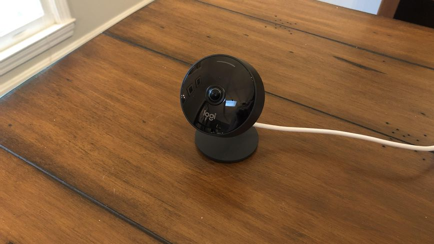 Logitech's Circle View is an OK safety digital camera if you wish to go all in with Apple