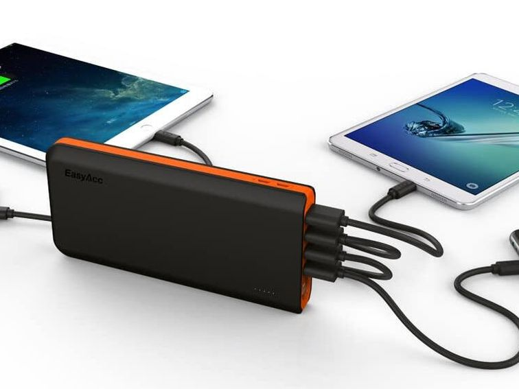 Choose up a 26,000-mAh energy financial institution for $18