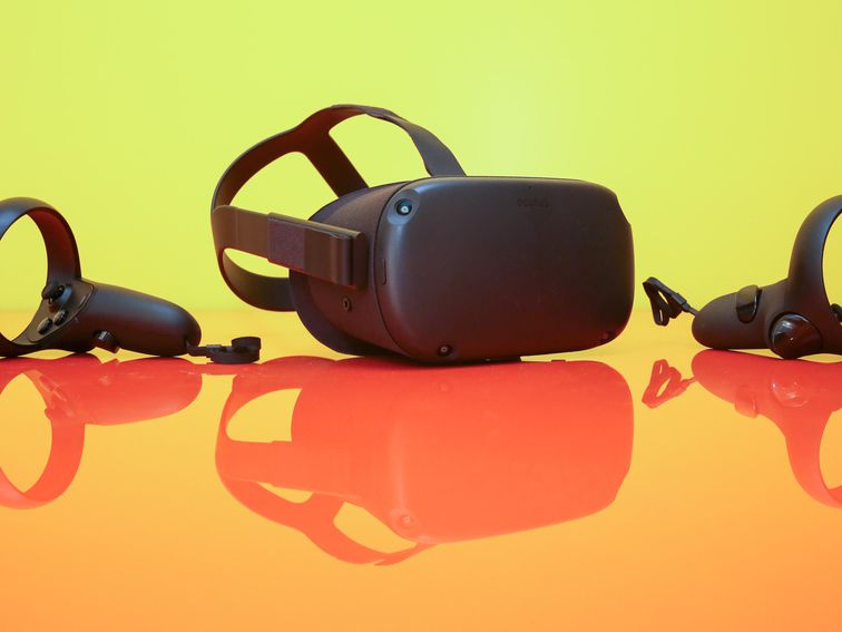 The hard-to-find Oculus Quest is again in inventory, however solely the 128GB fashions
