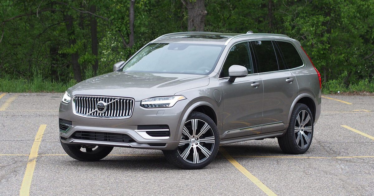 2020 Volvo XC90 T8 assessment: Energetic, environment friendly and fairly extravagant