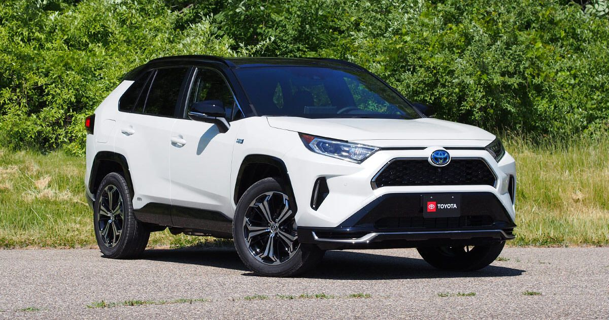 2021 Toyota RAV4 Prime first drive evaluate: Excessive efficiency, low consumption