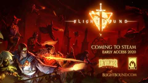 Blightbound, Devolver's Darkish Dungeon Crawler, Is Coming To Steam Early Entry This Month