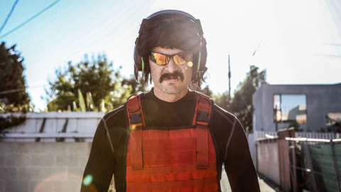 Dr. Disrespect Is Contemplating Authorized Motion Towards Twitch For His Ban