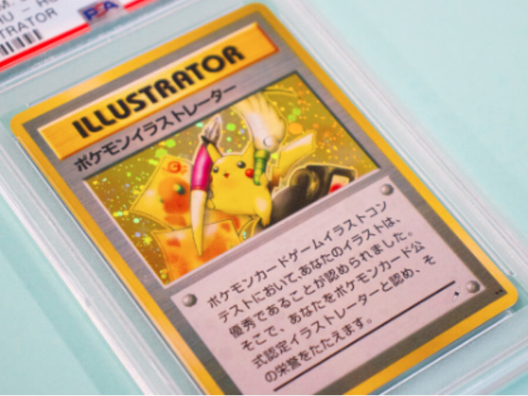Pokemon card sells for record-breaking $230,000