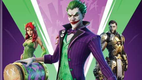 Fortnite: The Final Chortle Will Let You Be The Joker, Child