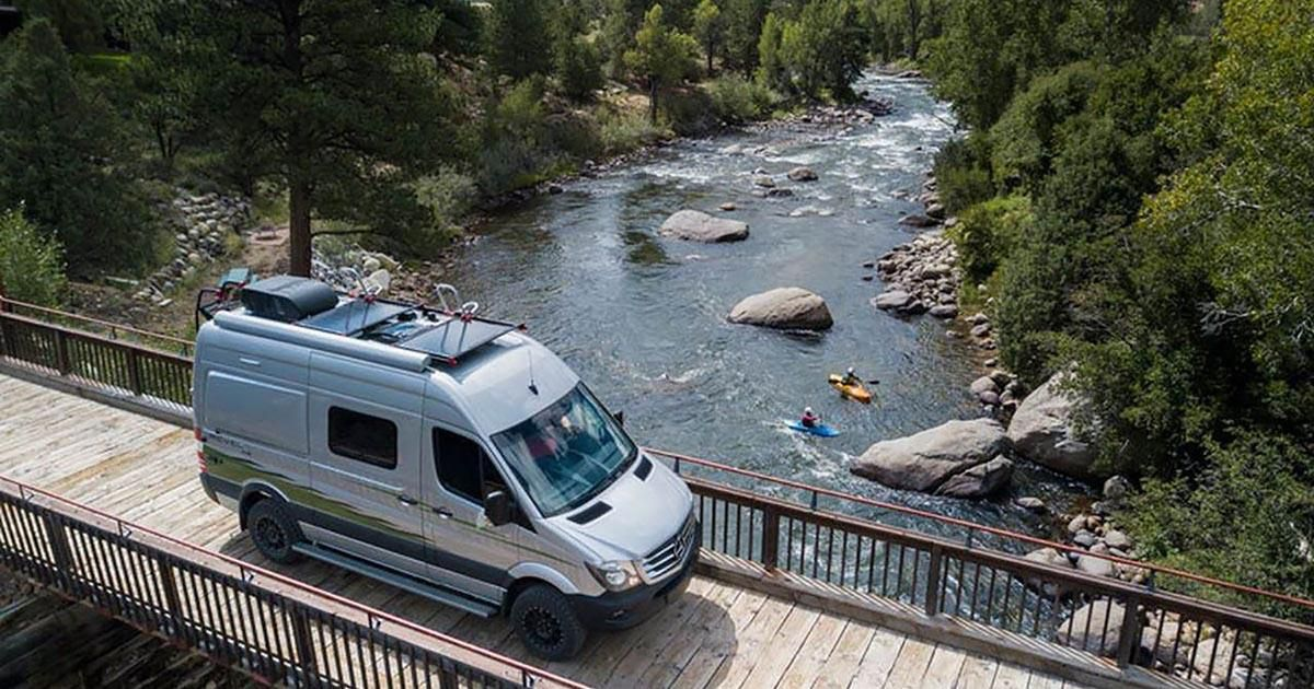Lease an RV from this new startup proper from the airport with all prices included