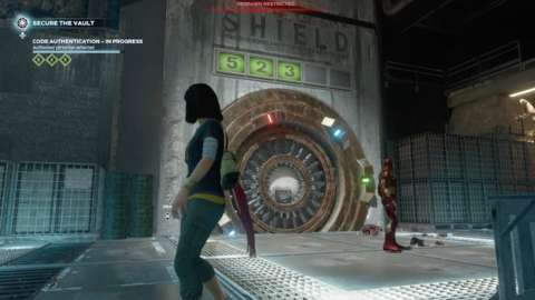 The Marvel's Avengers Beta's Finest Mission Is A Secret