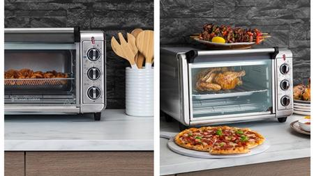 This Russell Hobbs Mini-Oven Is An Various To A Standalone Air Fryer