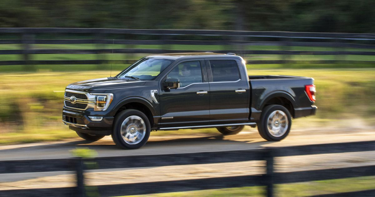 2021 Ford F-150 PowerBoost hybrid is the torquiest F-150 ever