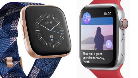 Fitbit vs Apple Watch: Battle of the Health Smartwatches