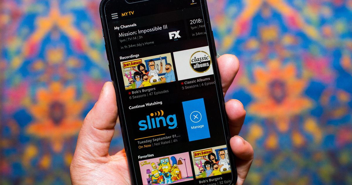 Sling TV evaluation: The perfect price range stay TV streaming service