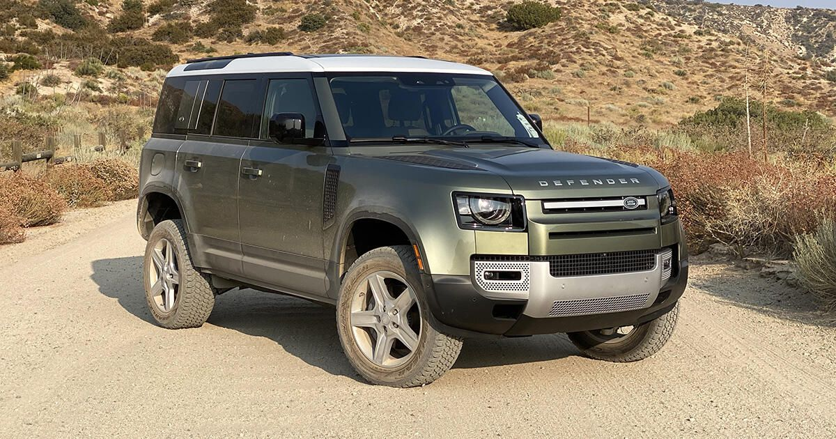 2020 Land Rover Defender 110 evaluation: Powerful man's acquired a softer facet