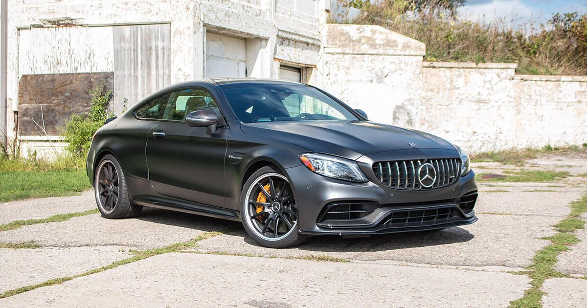 2020 Mercedes-AMG C63 S Coupe evaluate: Uncooked and riveting