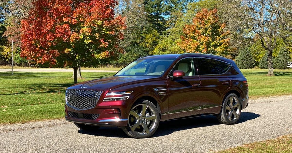 2021 Genesis GV80 first drive evaluate: Splashy, luxurious and particular SUV