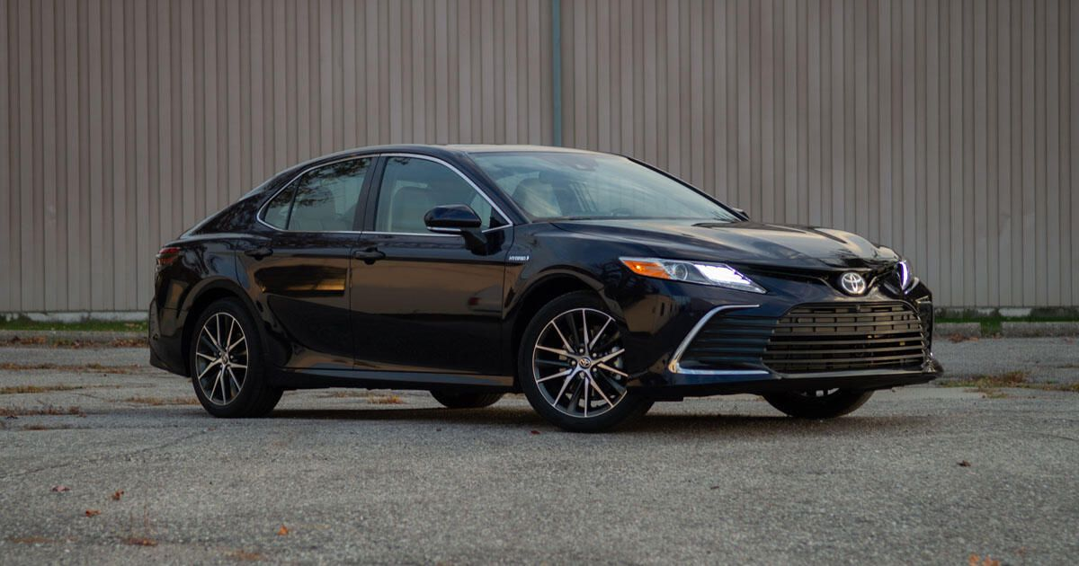 2021 Toyota Camry Hybrid first drive evaluation: A tough components to mess up