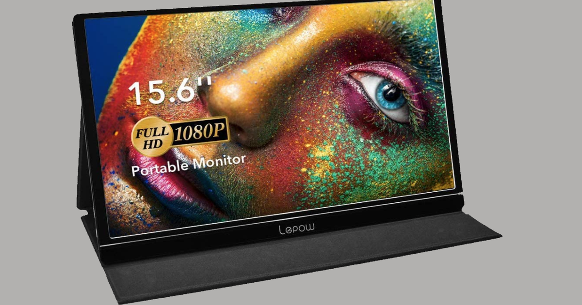 Amazon Prime Day deal on a USB-C transportable monitor: Lepow Z1 solely $150