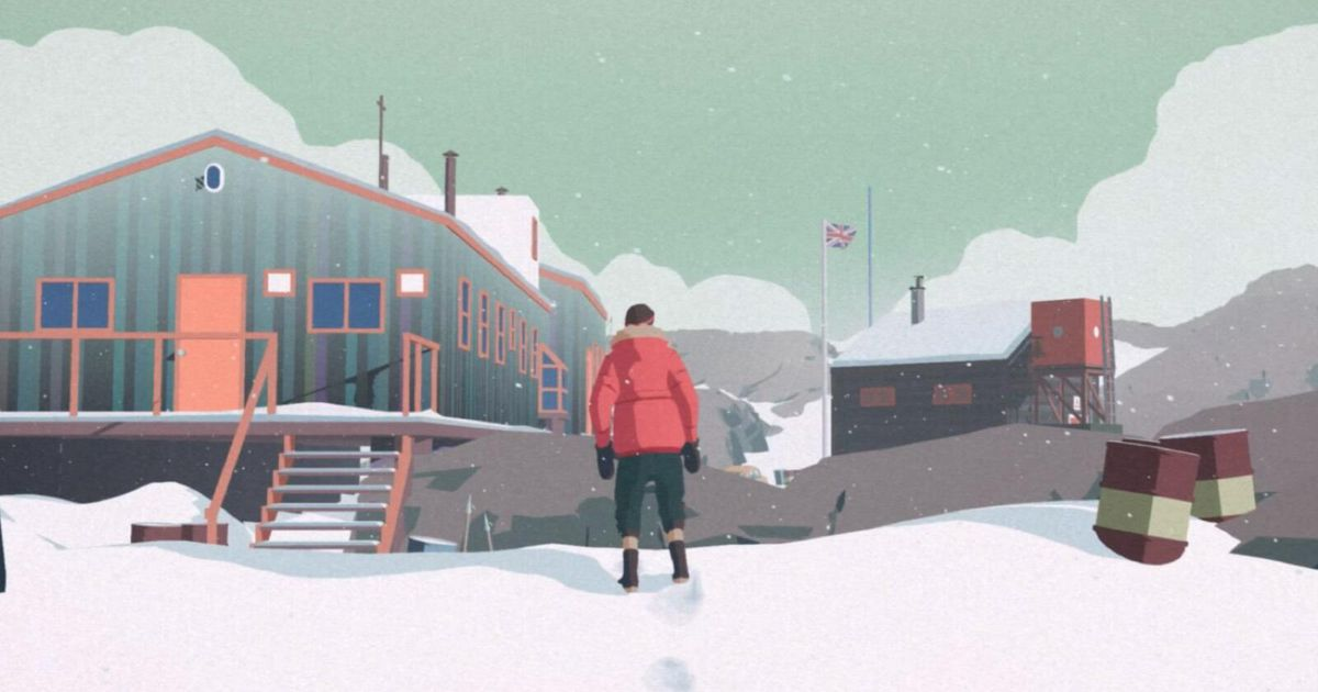Apple Arcade's South of the Circle redefines the journey sport