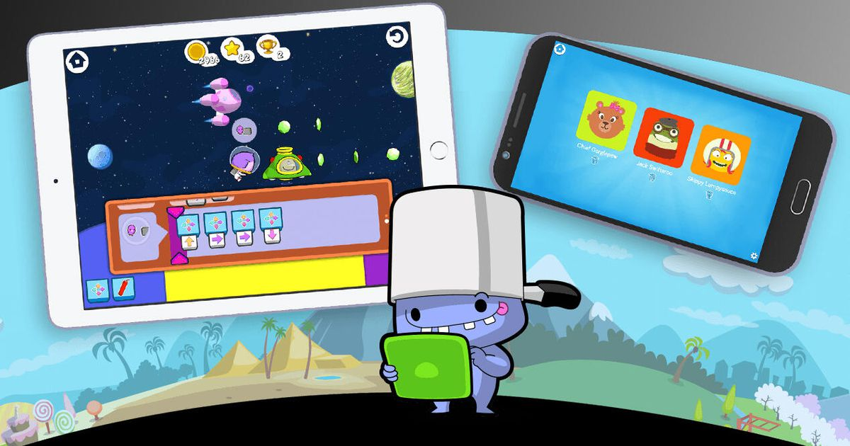 Ignite your child's love of programming for 50% off at codeSpark