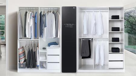 LG Styler Steam Clothes Care System Assessment