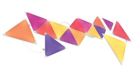 Nanoleaf's Newest Good Gentle Form Is Triangles – Once more
