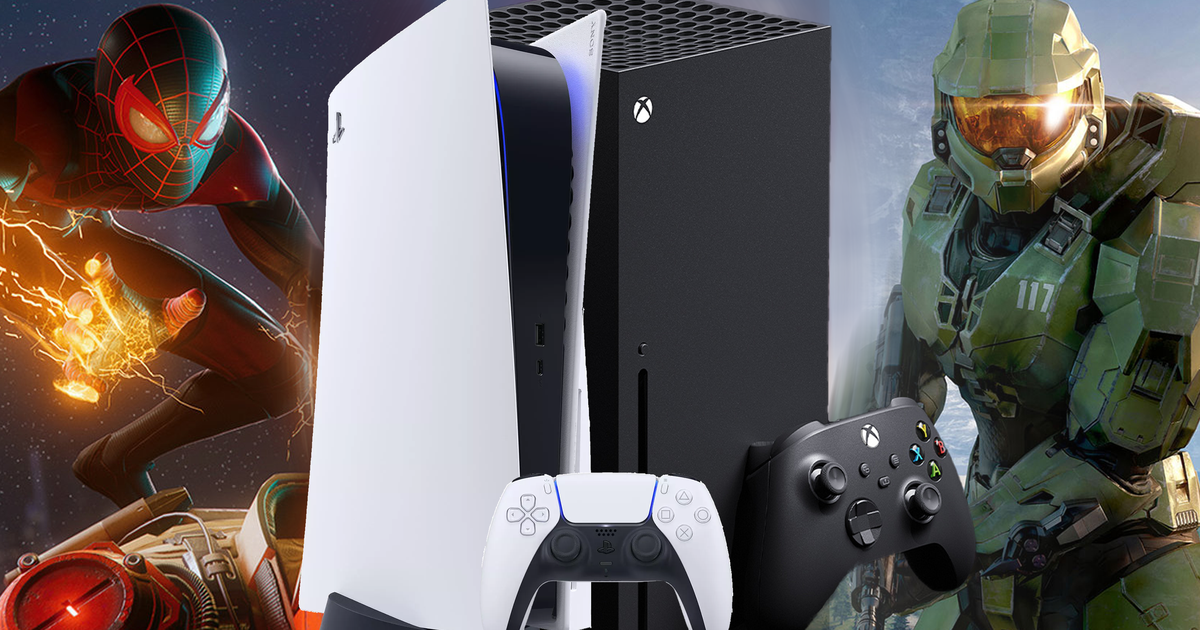 PS5 vs Xbox Collection X: The following-gen consoles we're shopping for and why