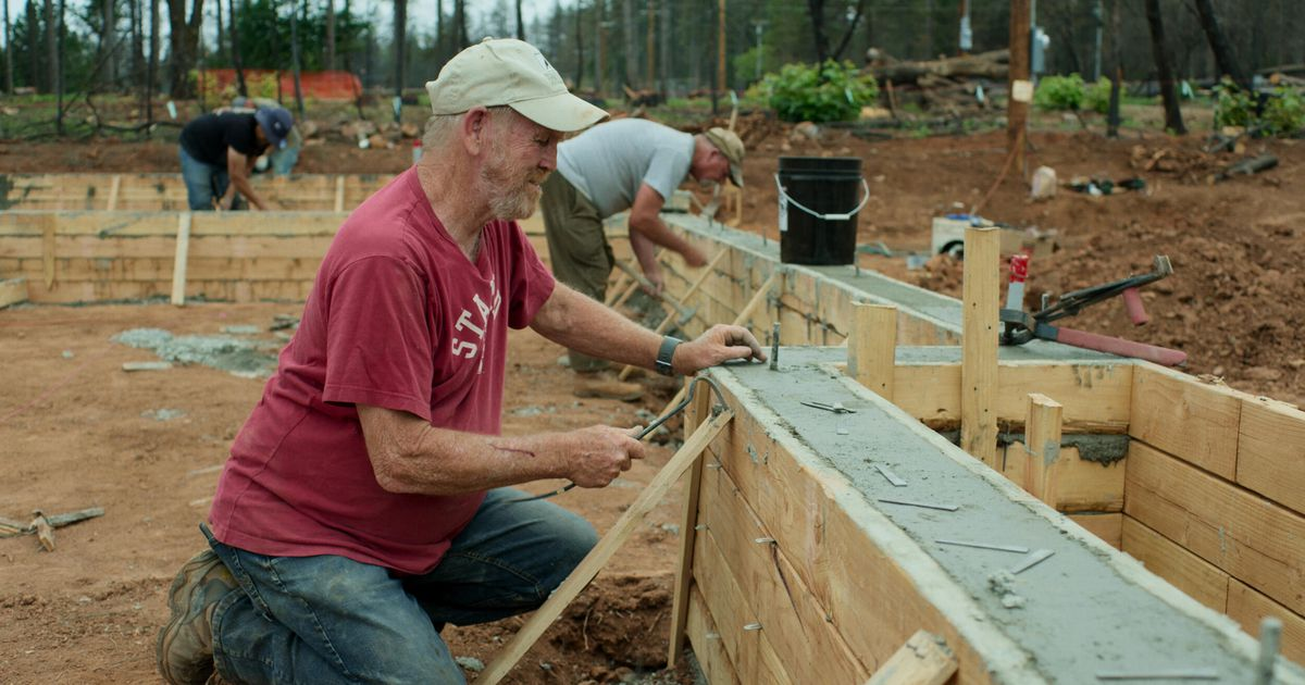 Rebuilding Paradise: Ron Howard's highly effective story of a city rising from wildfire's ashes