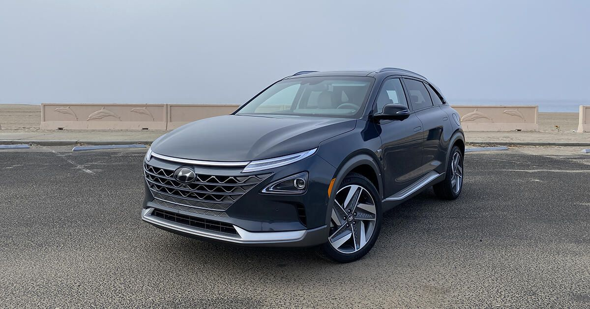 2020 Hyundai Nexo evaluate: This hydrogen fuel-cell SUV deserves your consideration