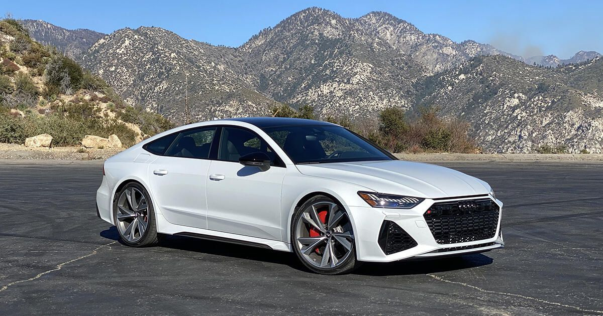 2021 Audi RS7 overview: What's to not like?