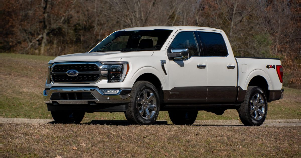 2021 Ford F-150 first drive evaluation: Merica's most needed will get one heck of a hybrid