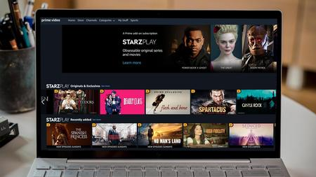 Add Starzplay To Amazon Prime Video For 99p This Black Friday
