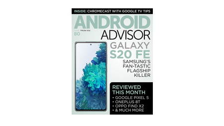 Android Advisor 80 Out At the moment