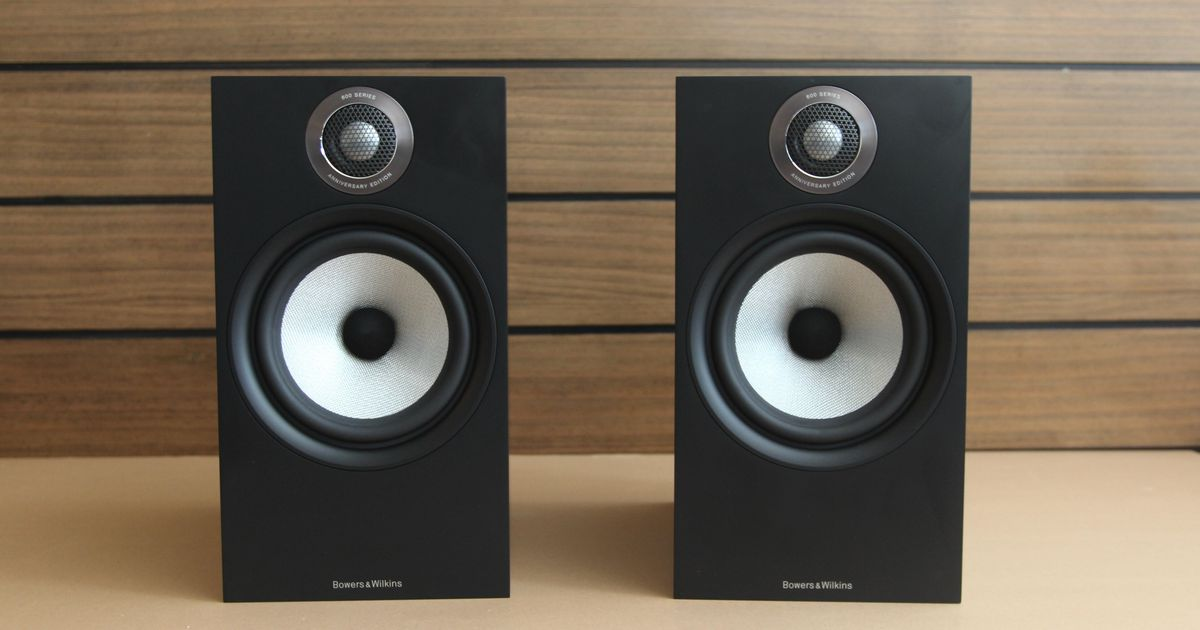 Bowers & Wilkins 606 S2 Anniversary Version overview: Sterling sound from silver audio system
