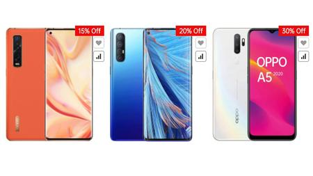 Rise up to 30% Off With Oppo's Early Black Friday Offers