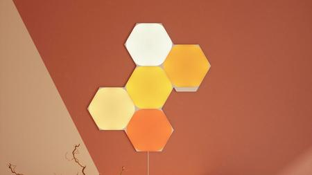 Nanoleaf Shapes Hexagons Evaluate: Dynamically Totally different