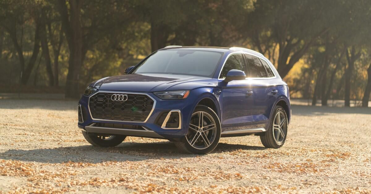 2021 Audi Q5 PHEV first drive overview: A robust, premium plug-in