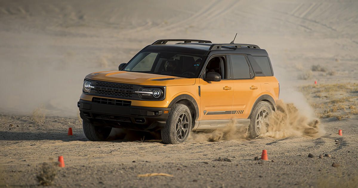 2021 Ford Bronco Sport first drive evaluate: The little Bronco has large off-road chops