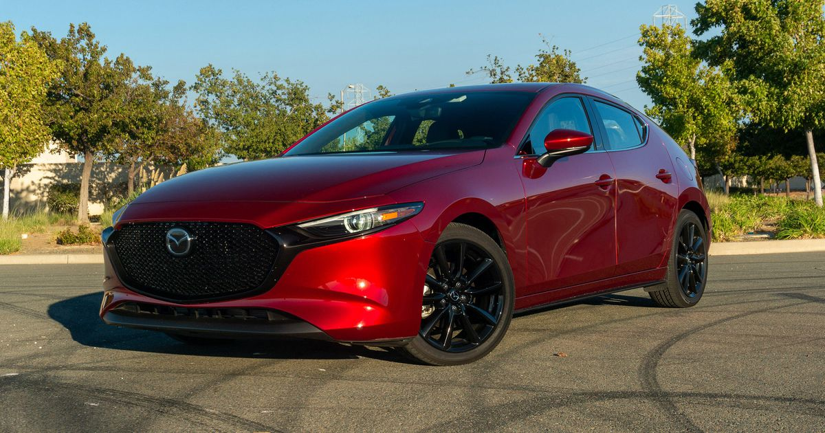 2021 Mazda3 Hatchback evaluation: Trendy and enjoyable, no turbo required