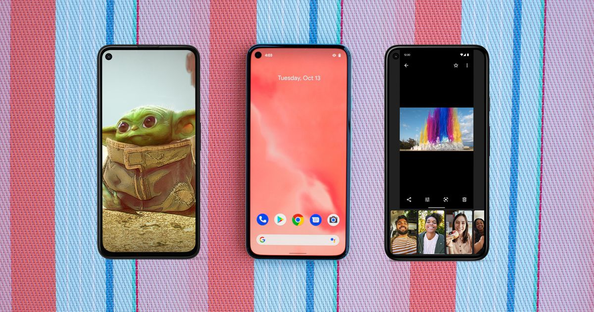 7 cool Pixel 5 options Google simply made out there on Pixel three