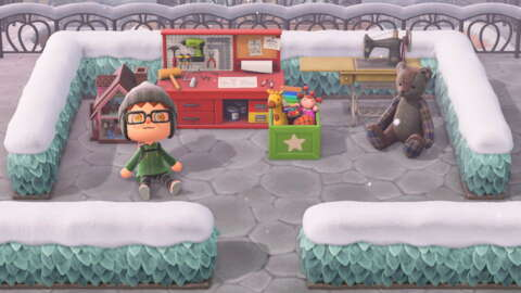 Animal Crossing Gamers Are Making Superb Christmas Islands