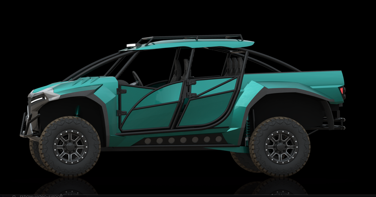 EV powersports startup Volcon declares pricing for Stag and Beast side-by-sides