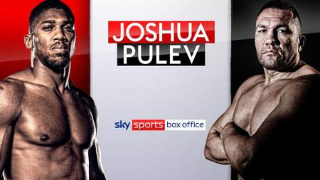 Learn how to Watch Joshua vs Pulev