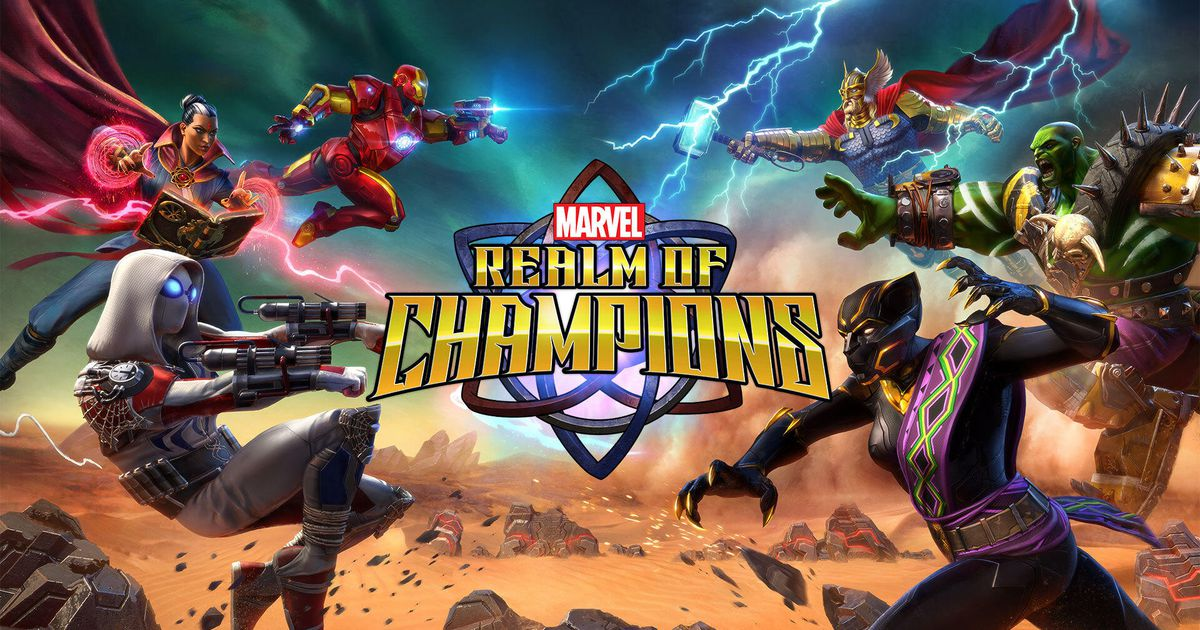 Marvel Realm of Champions is now reside, letting you create your individual superhero