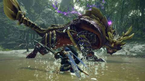 Monster Hunter Rise: Every part We Know