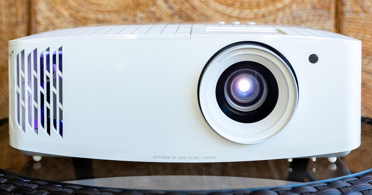 Optoma UHD30 4K projector: Element, brightness and colours galore
