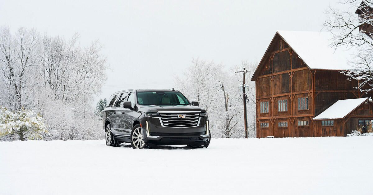 2021 Cadillac Escalade overview: Vastly spectacular