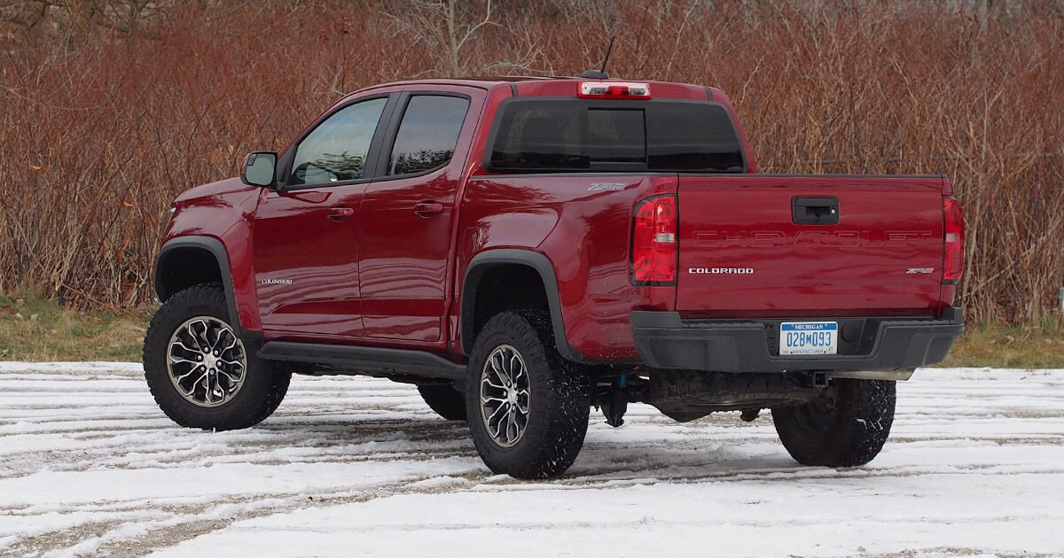 2021 Chevy Colorado ZR2 evaluate: A rough-and-tumble midsize truck