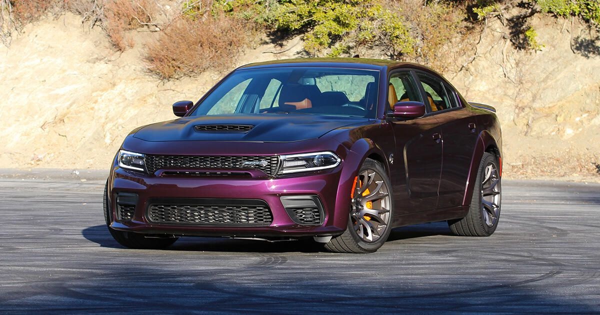 2021 Dodge Charger Redeye overview: When unsure, energy out